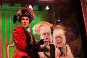 Wicked Stepmother & Ugly Sisters