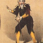 Colour characters -pantalone