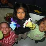 Kids & puppets workshop