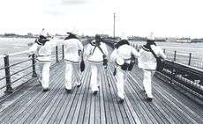 Rotters on Southport Pier 1993