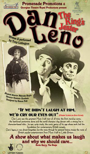 Dan Leno - The Kings Jester Poster