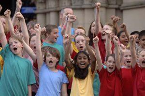 Bradford The Musical choir