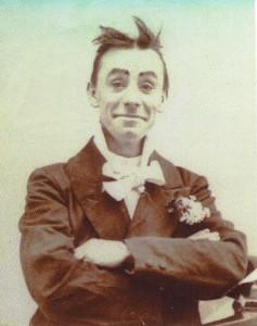 Dan Leno - a rare photo