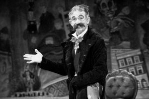 Dan Leno - The King's Jester (The Shopwalker)
