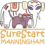 Surestart Manningham elephant