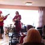 Jonnie Croose & Ashley Wengraf in The Strand Cafe