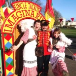 The Imaginarium with Uncle Tacko & a couple of angels