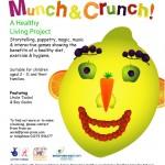 Munch & Crunch Poster