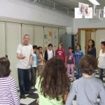 Story workshop in Sicily