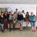 The Comenius team in Sicily
