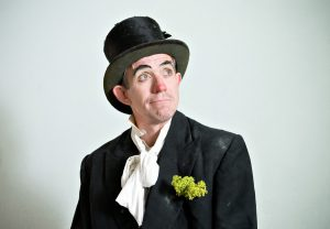 Tony as Dan Leno