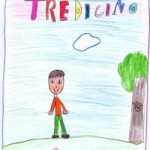 Tredicino drawing