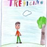 Tredicino drawing