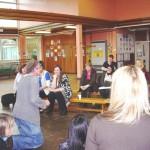 Twilight teachers' workshop in Bradford