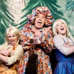 Pantomime Babes In The Woods 2012