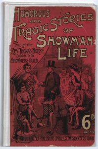 The Showman's Parson - Memoirs of the Reverend Thomas Horne