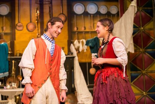 Cinderella review British Theatre Guide 2013