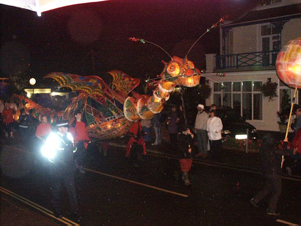 Sidmouth Night of Dragons 2002