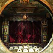 Inside the Peepbox