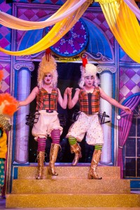 The Ugly Sisters - Verucca & Cystitis