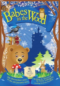 Babes in the Wood poster front