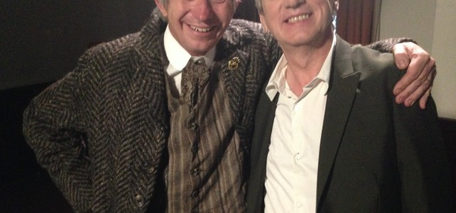 Tony works with Frank Skinner on television series