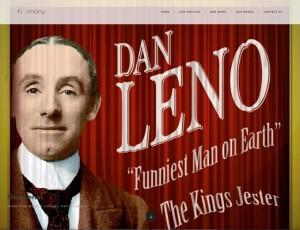 harmony dan leno app page