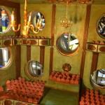 interior gallery of peepshow theatre