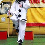 Chin-Up! Pierrot show