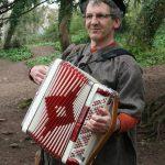 Hugh in the Dawlish Dawdle