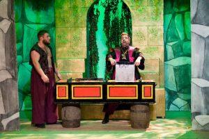 Sinbad - Gacko & the blade box
