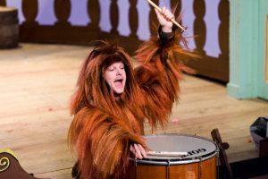 Sinbad - Monkey with the Drum