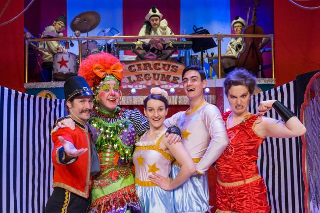 Jack and the Beanstalk - review The Northern Echo