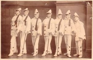 The Dandy Coons, Worthing, Posted 1905