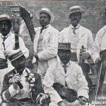 Uncle Bones' Margate Minstrels, posted 1904