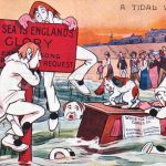 A Tidal Wave, the Defco Series, Delittle, Fenwick & Company, 1906