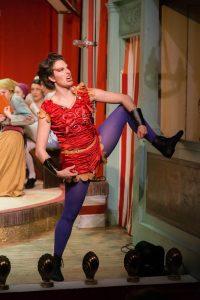 Jack & The Beanstalk - Nat Verhaegen as Hetty Feather