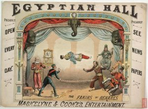 poster-fakirs-of-benares-maskelyne-egyptian-hall